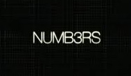 Numb3rs/Numbers/ナンバーズ